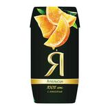 Сок «Я», 0,2 л, апельсин, картонная упаковка