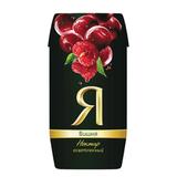 Нектар «Я», 0,2 л, вишня, картонная упаковка