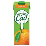 Нектар ФРУКТОВЫЙ САД, 0,95 л, апельсин, картонная упаковка