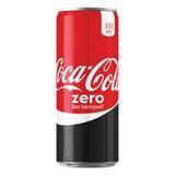 Напиток газированный COCA-COLA (Кока-кола) Zero, 0,33 л, жестянная банка