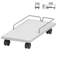 Подставка под системный блок «Кубика», белый